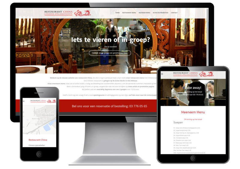 responsive-site-template-restaurant-china-sint-niklaas