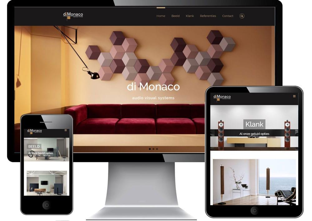 Responsive-site-template-di-monaco